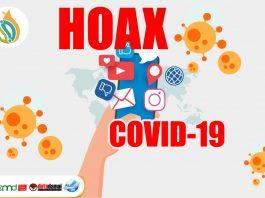 Kumpulan HOAX tentang CORONA di Media Sosial